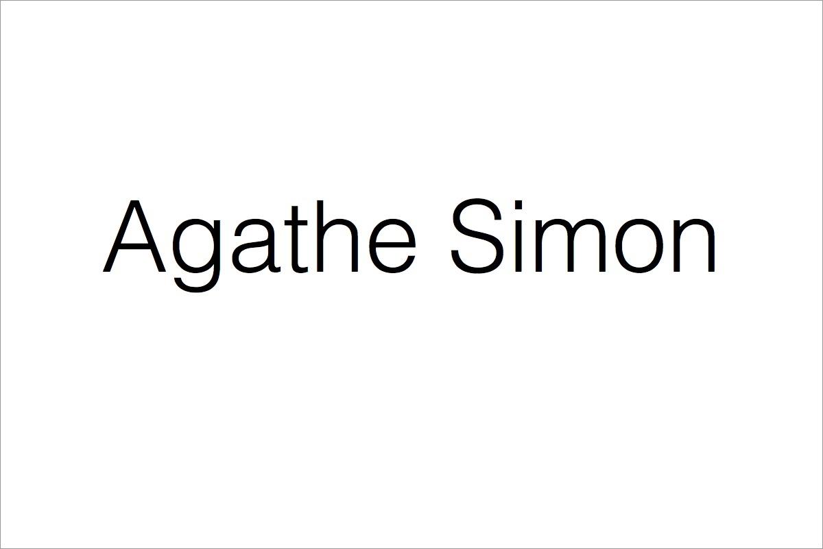 Simon, Agathe
