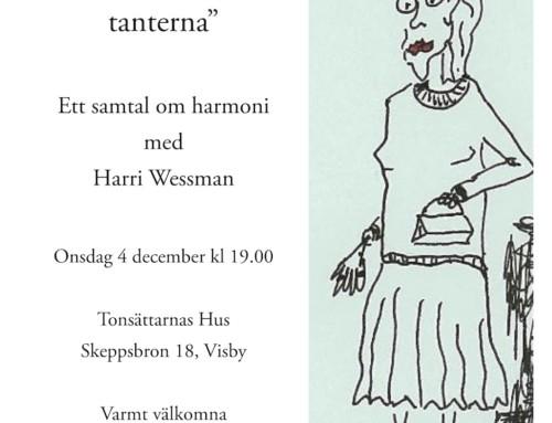 Harri Wessman