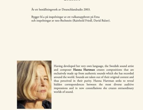 Hanna Hartman