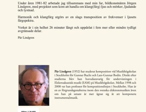 Pär Lindgren